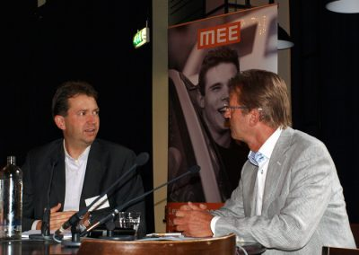 Talkshow MEE Nederland