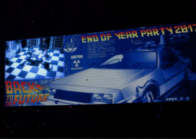Back to the Future bedrijfsfeest organiseren | Themafeesten | Event makelaar