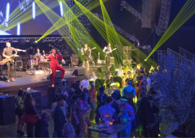 Bedrijfsfeest, Live muziek, Entertainment. Organiseren, offerte bedrijfsfeest, coverband, zakelijk evenement