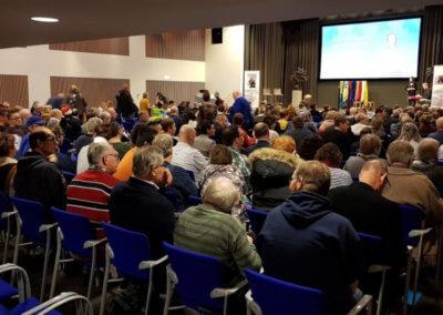 Zaal vol gasten, Congres,organiseren, evenementenbureau Utrecht 247EVENTS.NL