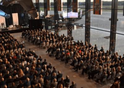 Evenementenlocatie Nationaal Militair Museum - Congres en seminar organiseren