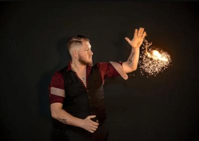 Goochelaar huren voor bedrijfsfeest - Tim Horsting