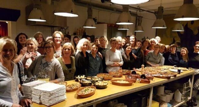 Bedrijfsuitje in Utrecht - Kookworkshop als bedrijfsuitje