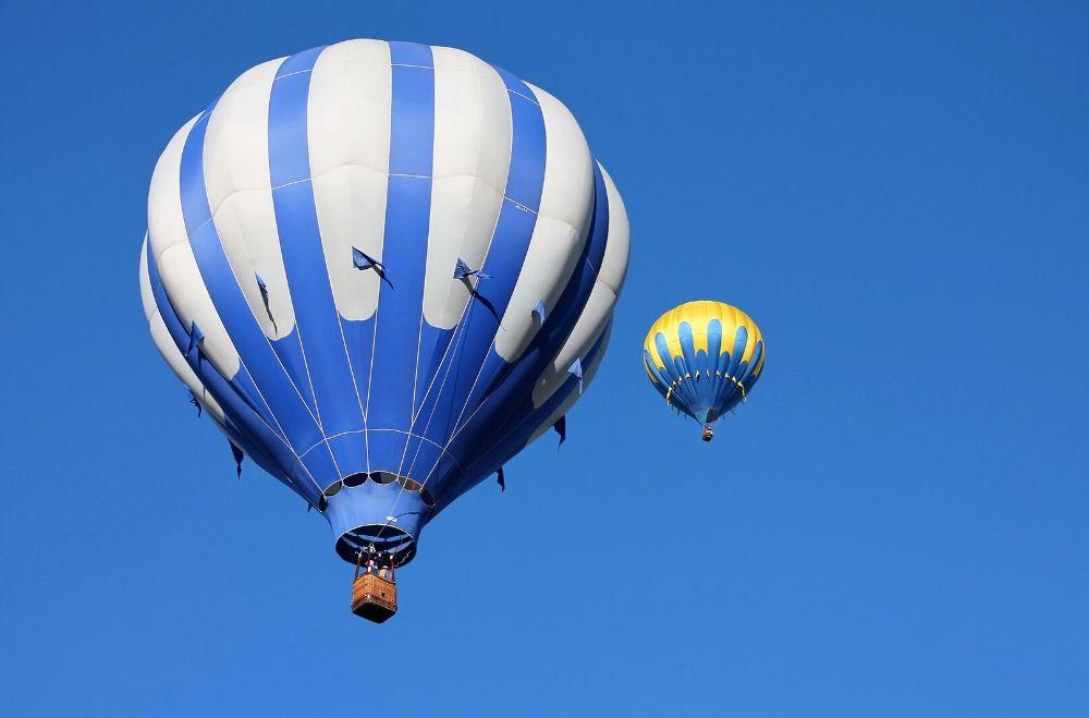 Bedrijfsuitje in Utrecht - Ballonvaart voor groepen