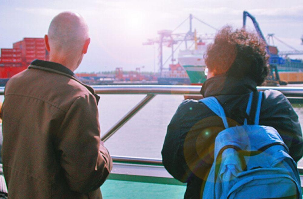 Stadsspelen Rotterdam - De geheimen van Rotterdam - met rondvaart en lunch1
